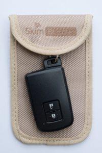 Smart Ke protector RFID CAR