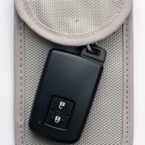 Smart key protector RFID